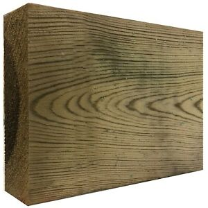 """Timber Gravel Boards Fencing 45mm x 150mm 