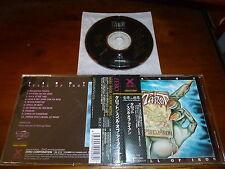 Tarot / Spell of Iron JAPAN Nightwish XRCN-1103 *T