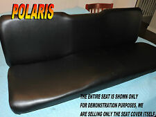 Polaris Ranger 2002-08 New seat cover UTV 6x6 4x4 4X2 utility RZR Sport blk 760B