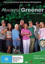 Always Greener : Season 1 (DVD, 2007, 6-Disc Set)