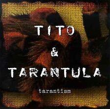 Tarantism by Tito & Tarantula (CD, Feb-2009, Audio & Video Labs, Inc.)