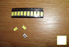 50 Stück LED SMD 5730 WEIß (25mA)