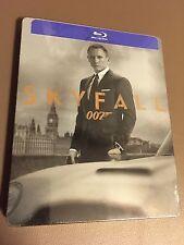 007 James Bond Skyfall Blu Ray Steelbook Neu OVP in Folie