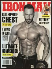 Ironman Bulletproof Chest In 8 Weeks Ultimate Competitor Sept 2015 FREE SHIPPING