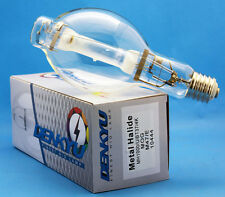 MH1000/U/4K/BT37 DENKYU 10444 1000W Metal Halide Lamp M47/E Bulb ED37