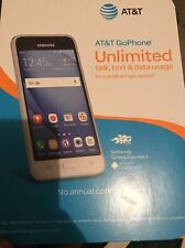 Brand New Samsung Galaxy Express 3 (At&t)  4G LTE SM-J120A Android  6.0 (Sealed)