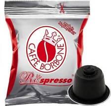 300 borbone RESPRESSO ROSSA capsule cialde compatibili nespresso