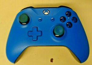 Official Microsoft Xbox One Blue Wireless Controller - Faulty LB & RB