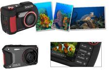 SeaLife dc 2000 bajo el agua interior cámara + carcasa alta resolución Full HD-vídeos