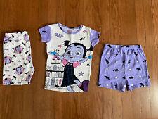 Disney Vamparina Pajama Set Size 5t