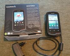 Garmin Monterra Outdoor-GPS Gerät - Touchscreen - Geocaching, Radfahren, Wandern