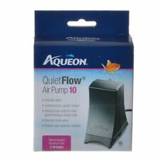 LM Aqueon QuietFlow Air Pump 10 - (2-10 Gallon Aquariums)