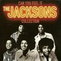 JACKSONS - CAN YOU FEEL IT : THE COLLECTION CD ~ GREATEST HITS ~JACKSON 5 *NEW*