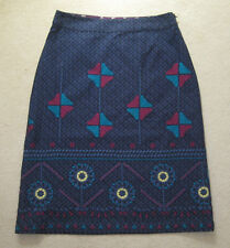 White Stuff Cotton Skirt size 8-18 Floral Embroidery rrp £59.95