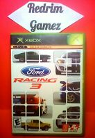 Ford Racing 3 XBOX Video Games