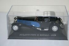 bugatti type 41 royale 1929 1/43