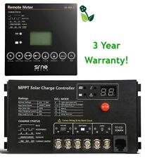 Srne SR-MT2410 10 A 12/24v MPPT Solar charge control 10 Amp & Monitor Remoto