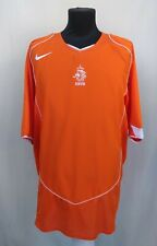 Netherlands Holland 2004/2005/2006 Home Football Jersey Nike Shirt Size XXL 2XL