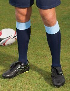FOOTBALL SOCKS ADULT MENS WOMEN KIDS BOYS GIRLS SPORT SOCK HOCKEY SCHOOL KIT