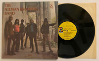 The Allman Brothers Band - Self Titled - 1969 US 1st Press (NM) Ultrasonic Clean