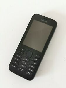 Nokia 215 RM-1111 Unlocked Black Simple Mobile Phone