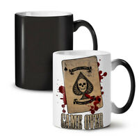You Lose Skeleton NEW Colour Changing Tea Coffee Mug 11 oz | Wellcoda