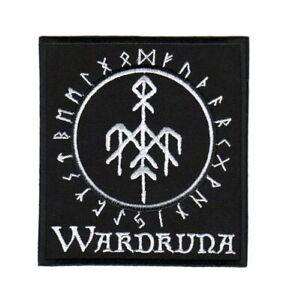 Wardruna Patch Nordic Dark Folk Band