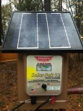 Parmak solar fence charger 12v