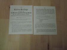 Oberrhein Archiv 2 Geschichte 2022E Die asiatische Cholera 1831 Faksimile