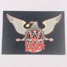 "2001 Weezer Metal Eagle Postcard Pc - 6"" x 4.25"""