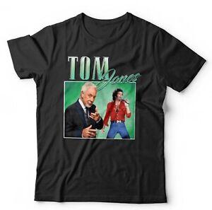 Tom Jones Appreciation Tshirt Unisex & Kids - Music