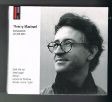 THIERRY MACHUEL - BACCALAURÉAT 2013 ET 2014 - CD 27 TITRES - NEUF NEW NEU