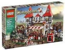 LEGO COLLEZIONISTI 10223 KINGDOMS JOUST LA GIOSTRA REALE NUOVO NEW