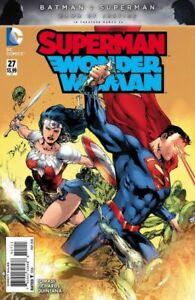 DC Comics - Superman / Wonder Woman - #27A - NM