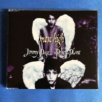 Jimmy Page Robert Plant MOST HIGH CD single (CD5) Uk Led Zeppelin 3 tracks