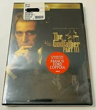 The Godfather Part Iii Dvd 2005 George Hamilton