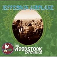 "JEFFERSON AIRPLANE ""THE WOODSTOCK EXPERIENCE"" 2 CD NEW!"