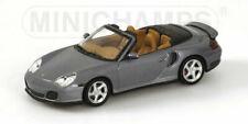 Voitures de courses miniatures gris Porsche 1:43