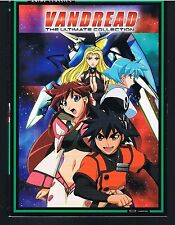 Vandread: The Ultimate Collection - Anime Classics (DVD, 2010, 5-Disc Set)