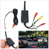 Black Wifi Wireless Autos Off-Road Backup Camera Video Rearview Transmitter 903W