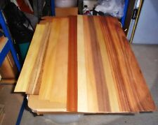 REAL WOOD VENEER LONG 10 SHEETS EXOTIC SELECTION  FOR MARQUETRY RESTORATION.