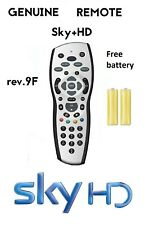 NEW SKY PLUS HD REV 9f REMOTE CONTROL GENUINE ORIGINAL URC1672-00-01R00