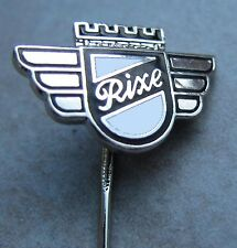 RIXE Moped Nadel,  kein Pin / Pins: RIXE Logo  - emailliert