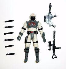 GI JOE NEO VIPER Action Figure Cobra White COMPLETE 3 3/4 C9+ v2 2002