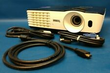 BENQ MX660P 3000 LUMEN DLP XGA PROJECTOR PC 3D Ready HDMI, Under 1500 Hours