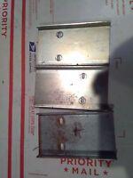 3 midway arcade backdoor brackets #133