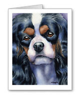 CAVALIER KING CHARLES SPANIEL Set of 10 Note Cards With Envelopes