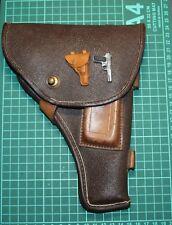 1:6 scale Holster for Soviet ww2  Tokarev TT 33 pistol  Custom made accessory