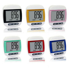 Multi-function LCD Display Pedometer Jogging Step Pedometer Walking Calorie