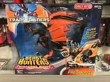 Transformers Prime Beast Fire PREDAKING Beast Hunters Predacons Rising  Sealed